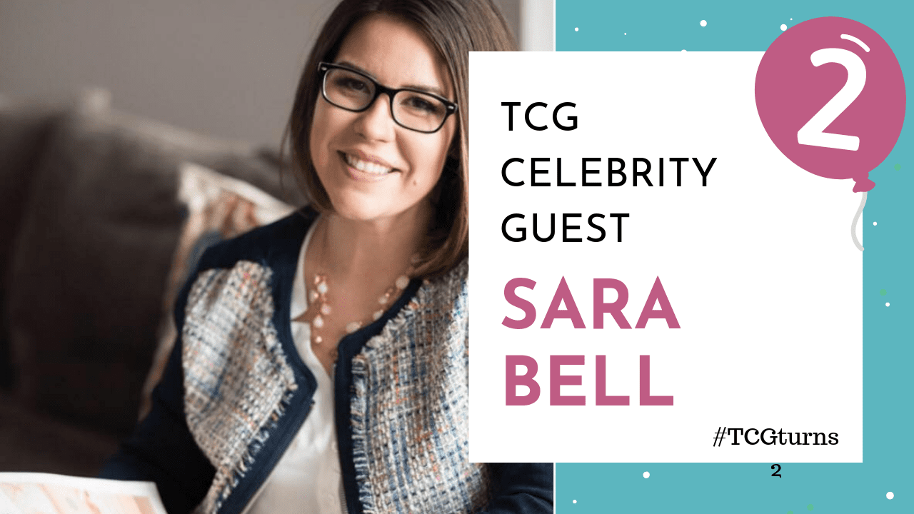 Millennial Caregiver Sara Bell, author of Nana Forgot my Name and Founder of Event Management Support