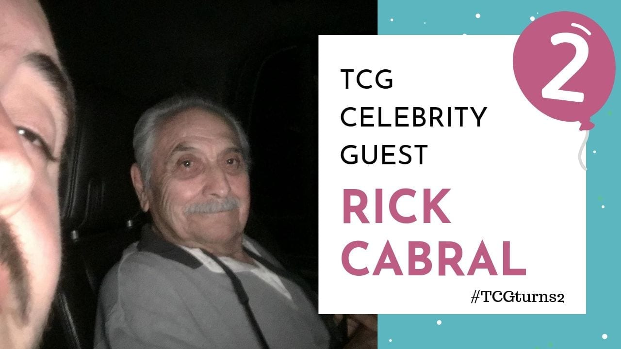 Millennial Caregiver Rick Cabral