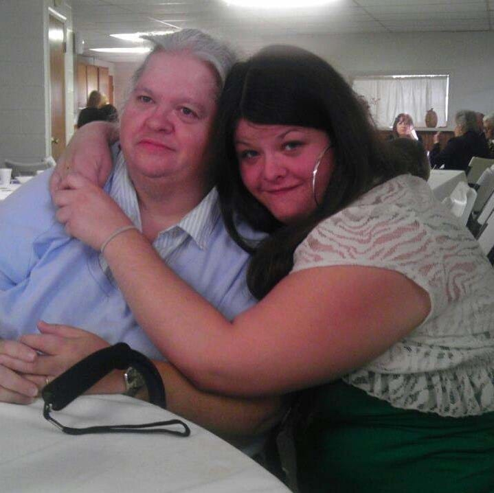 Photo: Rachel (right) and her mom (left)